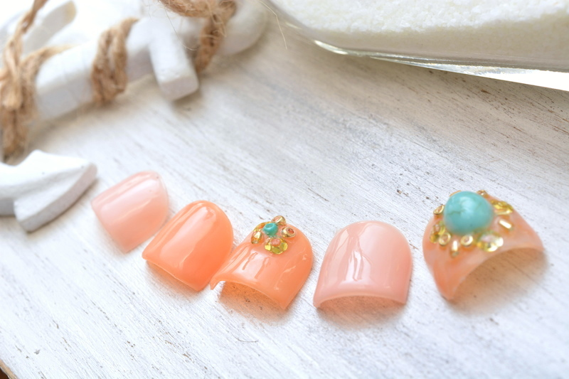 beauty salon W 2014 Mermaid Nail