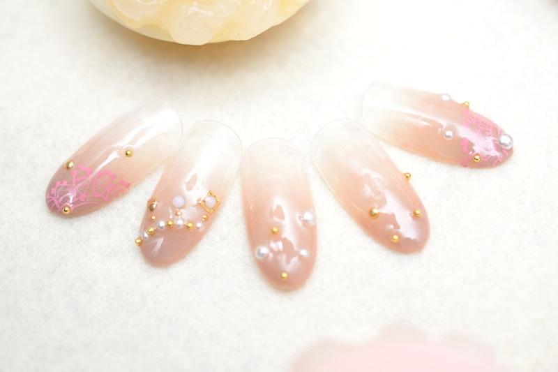 beauty salon W 2014 Mermaid Nail