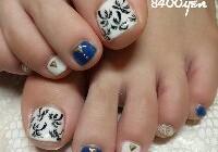 foot nail♡
