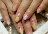 dot nail♡